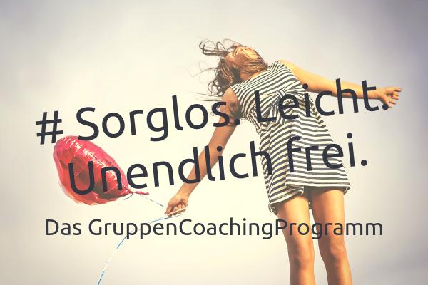 GruppenCoachingProgramm für Frauen