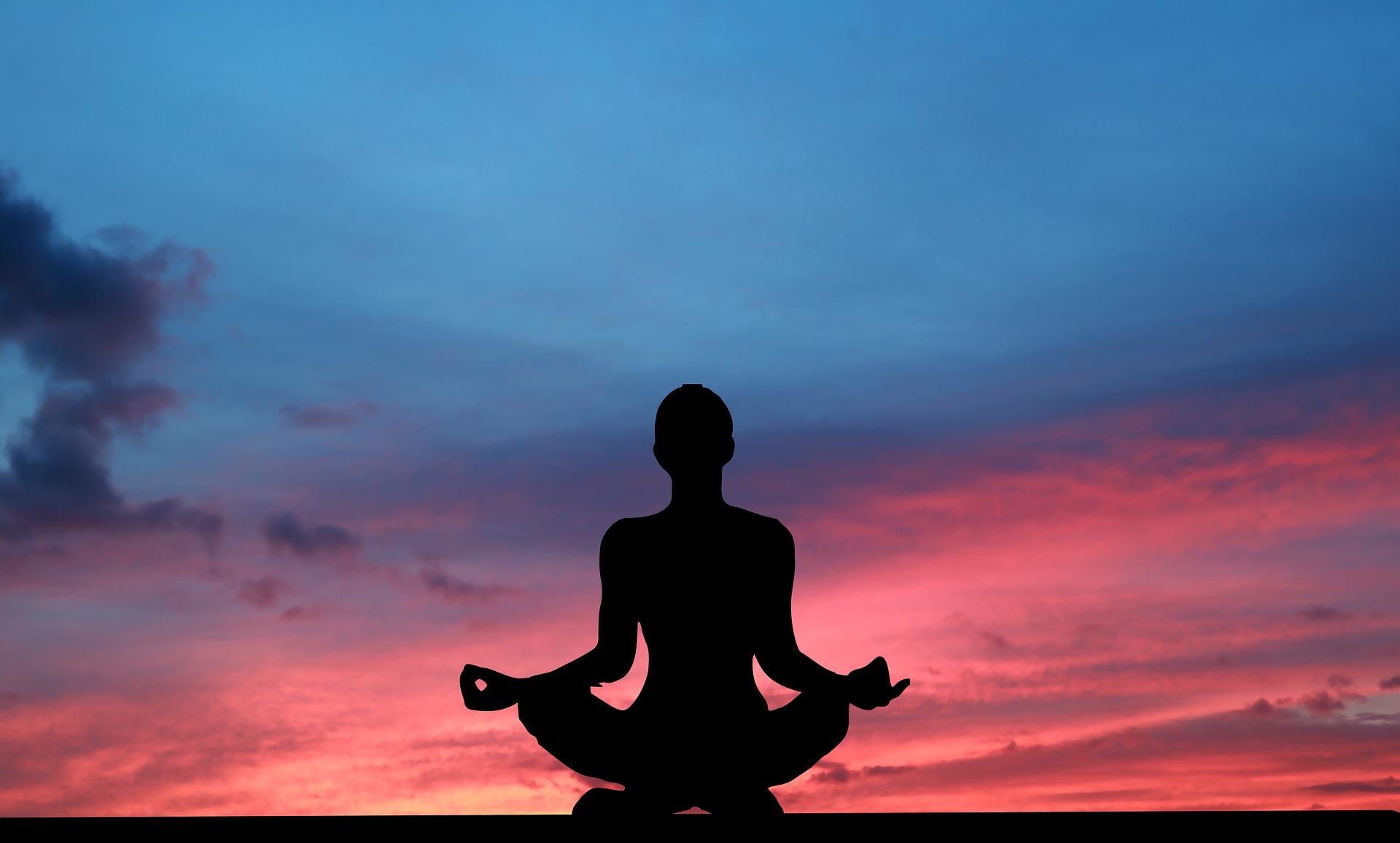 Bild innerer Frieden